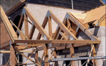 "8"" x 10"" Greenheart Timber Frame - Florida"